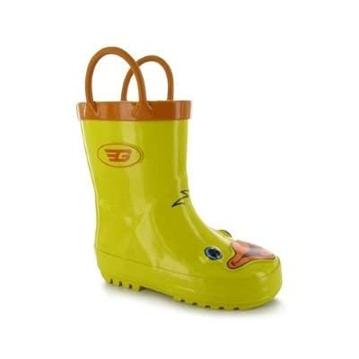 Golddigga Duck Infants Wellies