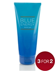 Blue Energy Shower Gel 200ml