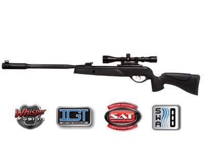 Gamo Whisper Fusion Air Rifle, IGT air rifle