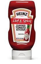 Heinz Hot Spicy Ketchup With Tabasco - 15 Fl Oz by Heinz