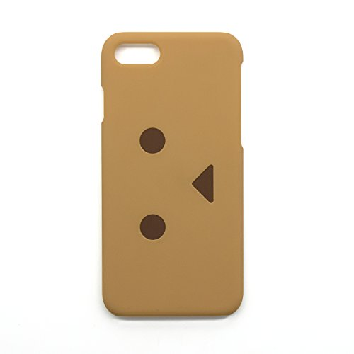 cheero Danboard Case for iPhone 7 (ライトブラウン) CHE-801-BR