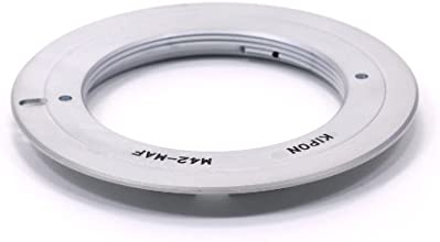 KIPON made   M42 mount lens over Sony Minolta Alpha 945 mount adapter