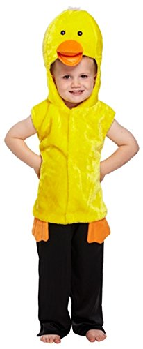 Duck Tabard Children's Fancy Dress Costume Age 3 Years