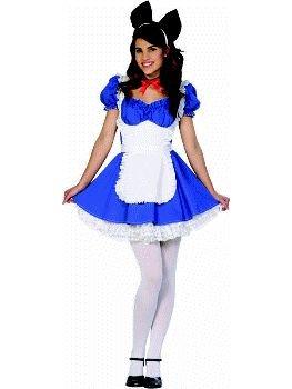 Alice in Wonderland Teen Costume Size 3-5 (Alice Teen Costume)