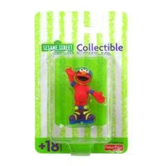 Buy Low Price Fisher Price Sesame Street Collectible Elmo Figurine – Roller Blading Figure (B0030IT5JQ)