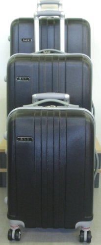 Koffer Trolly Reisekoffer Set 3 teilig 70/60/50cm
