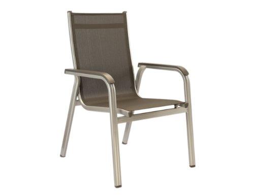 kettler stapelsessel silber anthrazit. Black Bedroom Furniture Sets. Home Design Ideas