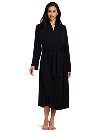 c0eee93b3b9 Del Rossa Women s Water Absorbant 14 oz Fleece Shawl Collar Bathrobe ...