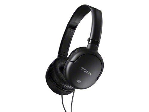 Sony Mdr-Nc8/B Black | Noise Canceling Headphones (Japanese Import)