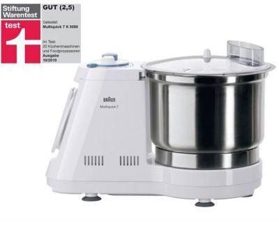 For Sale Braun k3000 950-watt Kitchen Center Food Processor, 220-volt