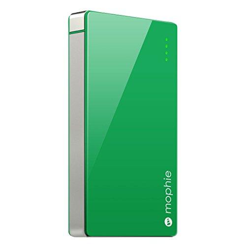 日本正規代理店品・保証付mophie powerstation 4000 高出力モバイルバッテリー グリーン MOP-BY-000036