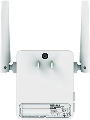 Extensión de rango  NetGear N300 para Wi-Fi