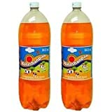 Original Kolashanpan Soft Drink - La Cascada from EL Salvador / Soda 2 Lt. - 2 Pack