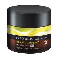 Argan Oil & Amaranth Anti-Wrinkle Care Night