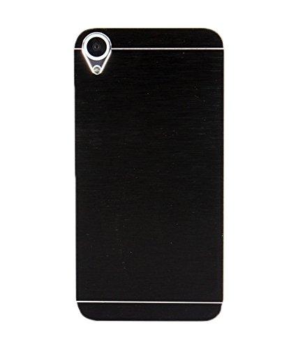 Mercator Motomo Back Cover for HTC Desire 626 G Plus (Black)