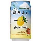 サントリーチューハイ ほろよい はちみつレモン 350ml×24缶(1ケース)