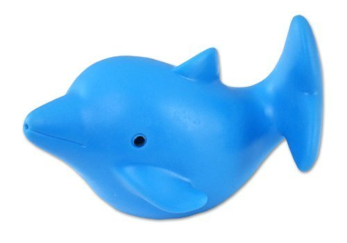 Puzzled Bath Buddy Dolphin Water Squirter - 1
