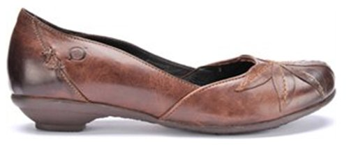 New Born Charolette Dk Brown Ladies 8.5 $90