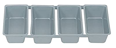 Fox Run Non-Stick Linked Loaf Pans