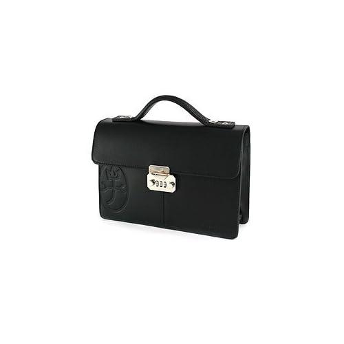 (カステルバジャック)CASTELBAJAC トリエ セカンドバッグ 164206 ブラック 01