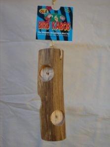 Wesco Pet Ole Junior 7in Bird Toy