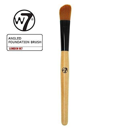 W7 - Pinceau biseauté pour l'application de fond de teint