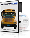 MechanixEdge S1-S7 ASE School Bus Certification Test Prep Study Guide (S)