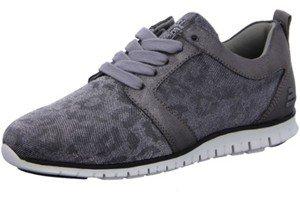 BULLBOXER 173002F5T, Sneaker donna, (1SIGU°silver), 39 EU