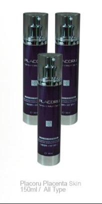 PLACORU 150ml 胎盤成分+EGF+アルブチン配合