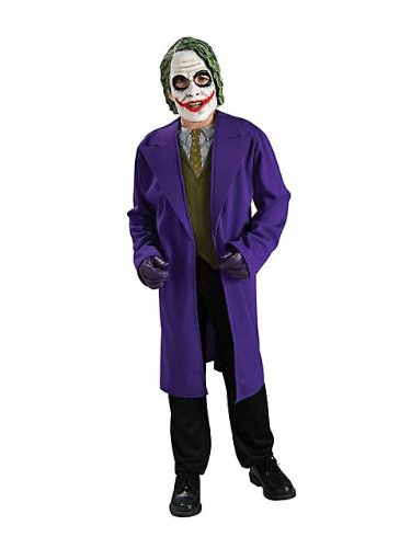 Batman Dark Knight The Joker Child Costume - Kid's Costumes