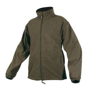 Jack Pyke Waterproof Fleece Jacket Hunters Green Mens Small