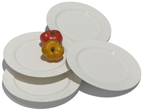 Buy Tom Douglas by Pinzon Commercial Grade 10 5 8 Inch White Dinner Plates Set of 4 Today  sc 1 st  Google Sites & Where to find Tom Douglas by Pinzon Commercial Grade 10 5 8 Inch ...
