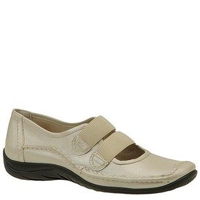 Elites By Walking Cradles Women'S Amber Slip-On - 7N Bone front-909716