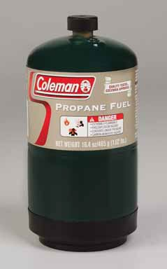 COLEMAN CO-FUEL 5103A164T 16.4OZ Propane Bottle (12 pack)