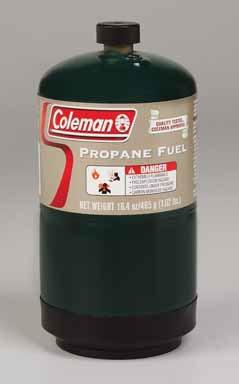 COLEMAN CO-FUEL 5103A164T 16.4OZ Propane Bottle (12 pack)