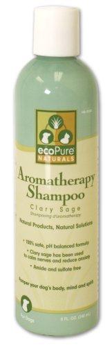 ecoPure 8-Ounce Sage Aromatherapy Shampoo