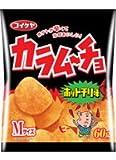 コイケヤ カラムーチョチップス ホットチリ味 60g 24個