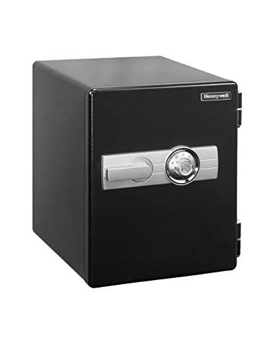 0.73 Cu. Ft. Water-Resistant Steel Fire & Security Safe, Black