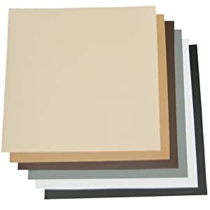 Expressions vinyl neutral pack 12 x12 for Vinyl sheets for crafts