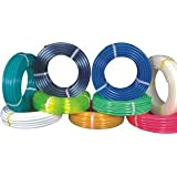 Tuscon 0.5 Inch 30 Meter Colored PVC Pipe