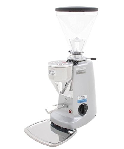 Mazzer Super Jolly Electronic Grinder - Silver
