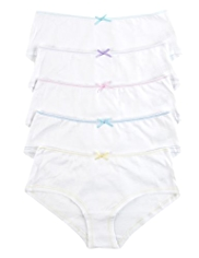 5 Pack Pure Cotton Shorts