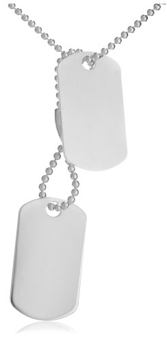 Necklace, Silver Chain, 51cm Length, Model 8.12.8715