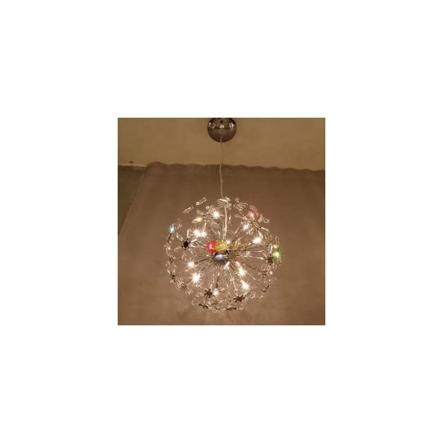 Egypt Imported Crystal Light Chandelier in Ball Shape Dining