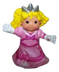 Fisher Price Little People Bendables Princess Sarah Lynn Replacement Dance and Twirl Castle OOP - 1