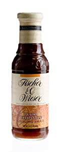 Plum Chipotle Grilling Sauce by Fischer & Wieser Specialty Foods, Inc.