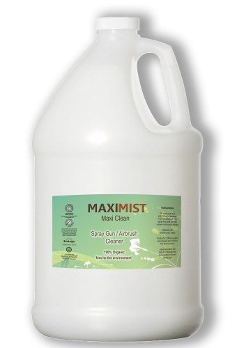 MaxiMist Spray Tan Gun Cleaner 1 x Gallon (Retail - 128oz) (Spray Tan Gun Cleaner compare prices)