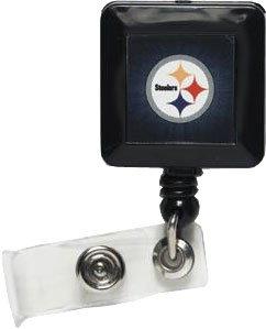 Wincraft Pittsburgh Steelers Badge Holder at SteelerMania