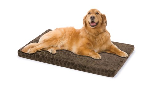 Innergy Memory Foam Pet Bed Mat, 35 by 22-Inch,