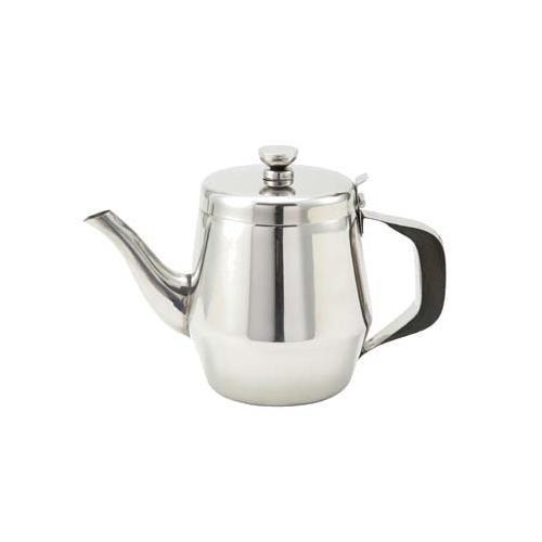Winco JB2932 Gooseneck Teapot, 32-Ounce (Teapot 32 Oz compare prices)